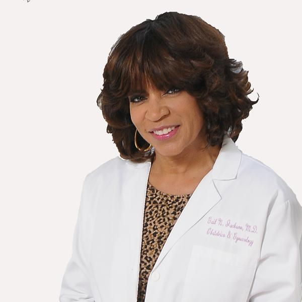 Tuesdays at 2 with Dr Gail Jackson