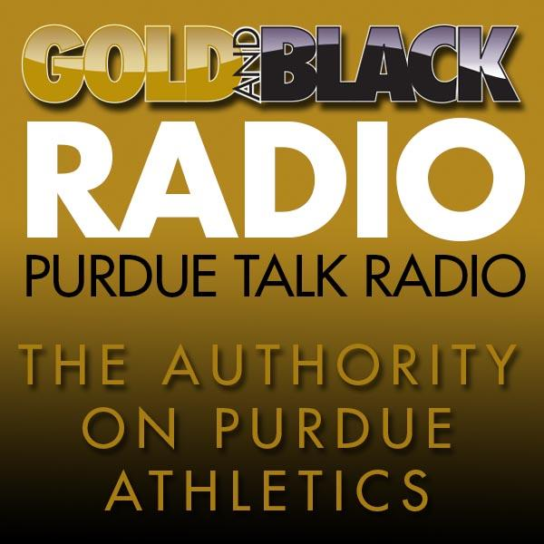 Gold and Black Radio